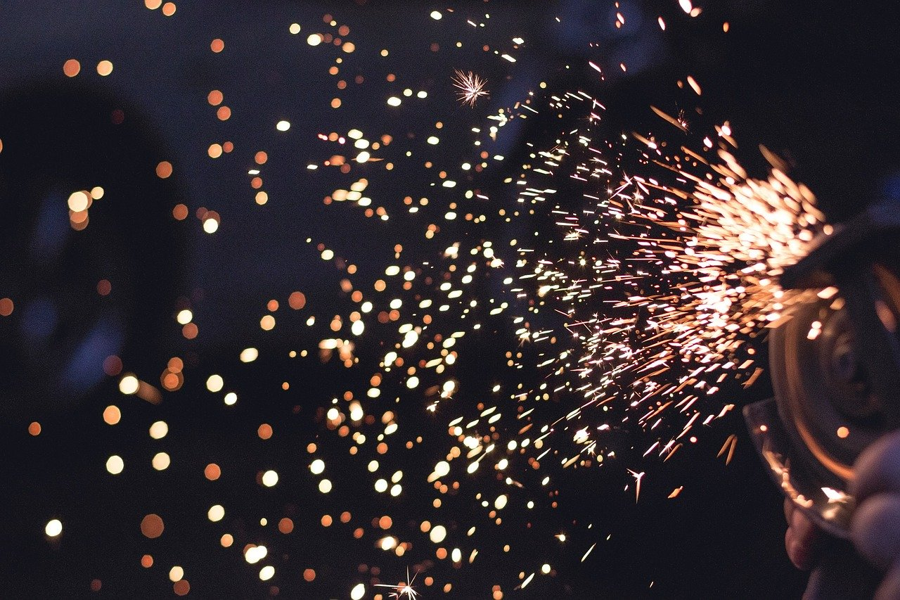 Sparks in function