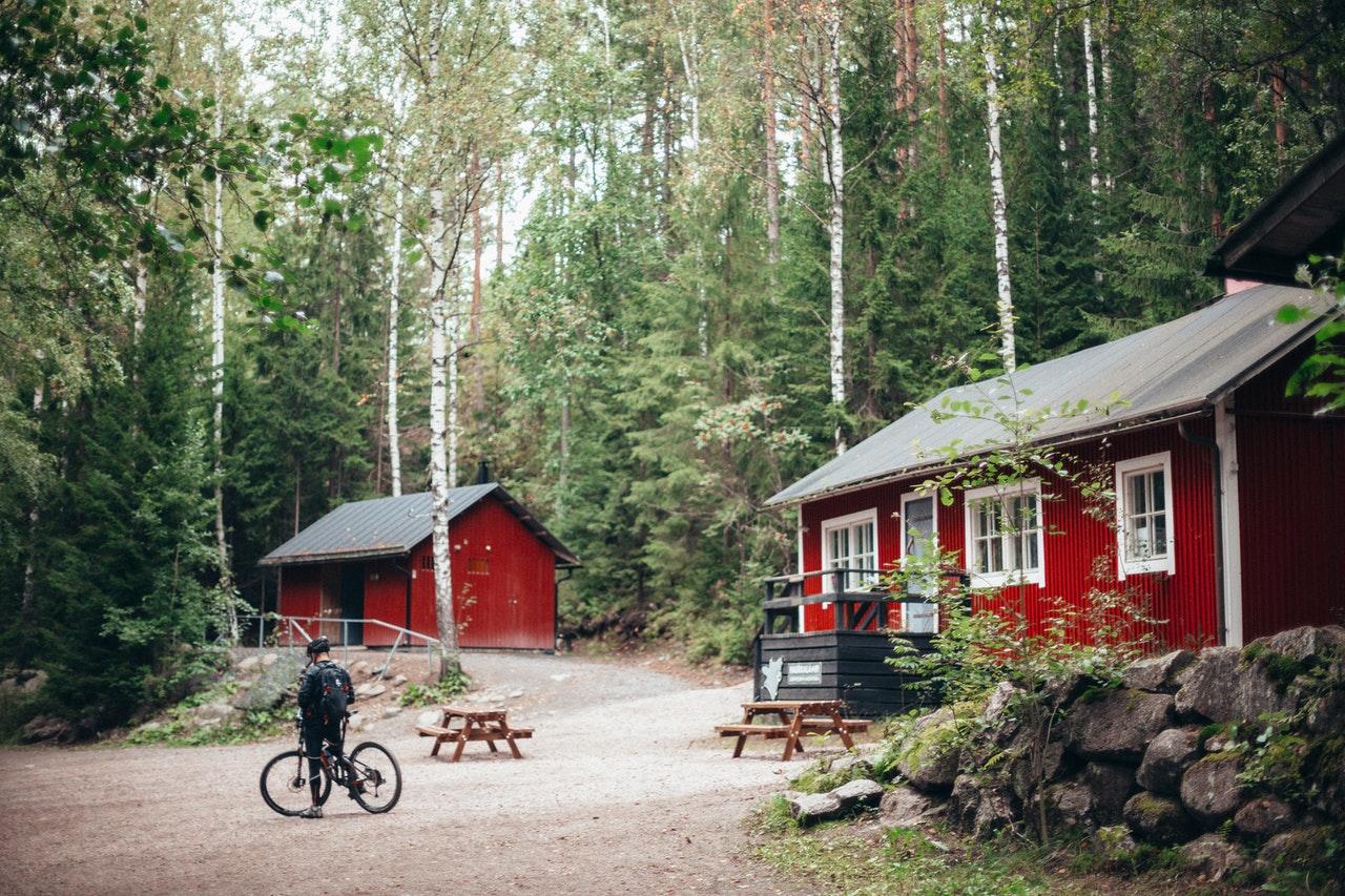 Timber Batten Cabin